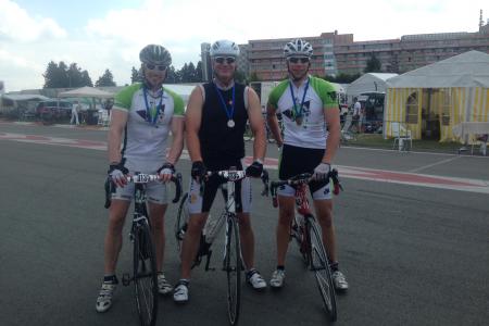 2014 - 24 Stunden Rennen, Rad am Ring